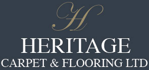 Heritage Carpet and Flooring logo